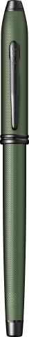 Matte Green PVD Micro-knurl BT-826