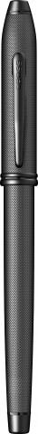 Matte Black PVD Micro-knurl BT-827