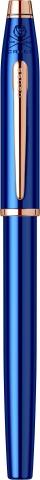 Translucent Cobalt Blue Lacquer PGT-882